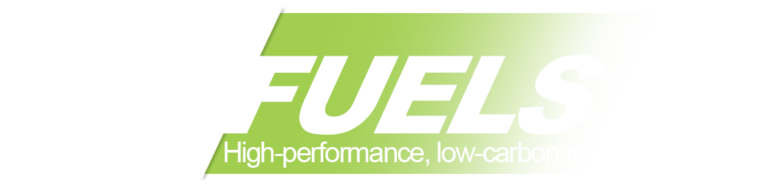 bio fuels, high performance, low carbon renewable fuels